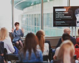 ​'First Impression Management' Closed Master Class in Romanov Dvor