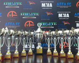 AFFA FC 1-INTERNATIONAL MMA CHAMPIONSHIP- INTERNATIONAL TOURNAMENT