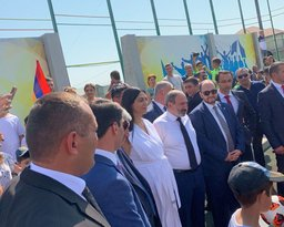 OFFICIAL OPENING OF THE BOULEVARD DE LA FRANCOPHONIE IN MASIS – THE PRESS SPEAKS ABOUT IT