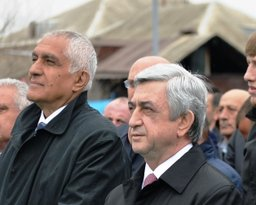 Gagik Adibekyan Foundations to Build The First Family Sports Complex in Masis