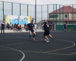 Masis: A mini-football tournament!