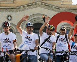 TOUR DE MASIS, a long-awaited annual cycling race…