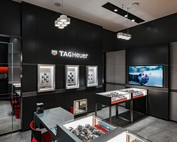 TAG Heuer opening a boutique in the Vremena Goda Galleries