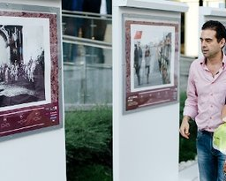 August Personages Photo Exhibition at Romanov Dvor